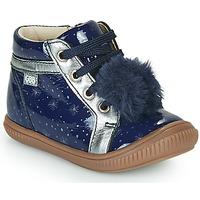 鞋子 女孩 高帮鞋 GBB ISAURE 蓝色