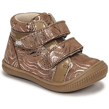 鞋子 女孩 高帮鞋 GBB EDEA 米色