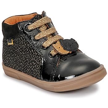 鞋子 女孩 高帮鞋 GBB CHOUBY 黑色