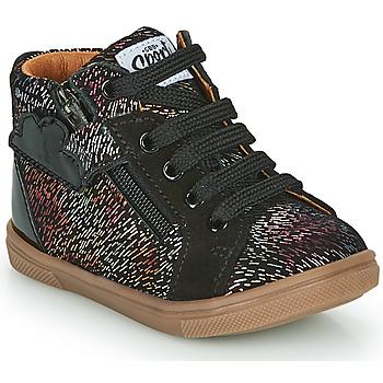 鞋子 女孩 高帮鞋 GBB VALA 黑色