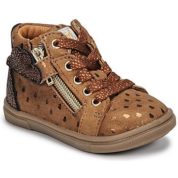 鞋子 女孩 高帮鞋 GBB VALA 棕色