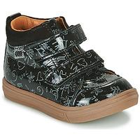鞋子 女孩 高帮鞋 GBB DOMENA 黑色