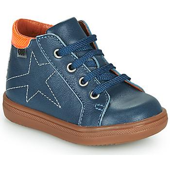 鞋子 男孩 高帮鞋 GBB DOMINICO 蓝色