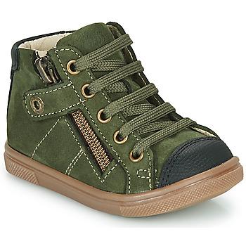 鞋子 男孩 高帮鞋 GBB KAMIL 绿色