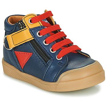 鞋子 男孩 高帮鞋 GBB TIMOTHE 蓝色