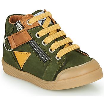 鞋子 男孩 高帮鞋 GBB TIMOTHE 绿色