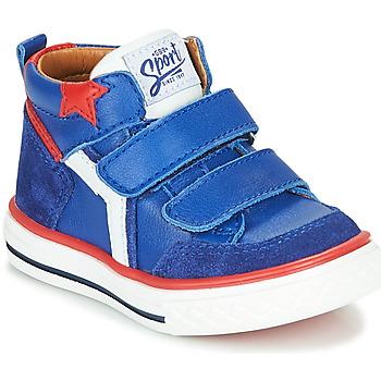 鞋子 男孩 高帮鞋 GBB FLAVIO 蓝色