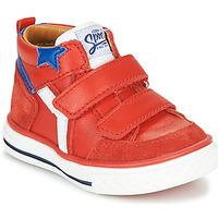 鞋子 男孩 高帮鞋 GBB FLAVIO 红色