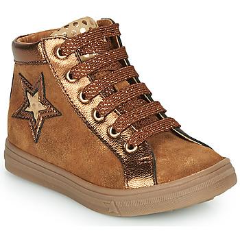 鞋子 女孩 高帮鞋 GBB TADEA 棕色