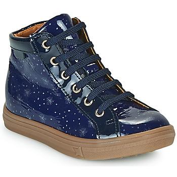 鞋子 女孩 高帮鞋 GBB PHILEMA 蓝色
