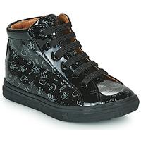 鞋子 女孩 高帮鞋 GBB PHILEMA 黑色