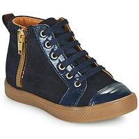 鞋子 女孩 高帮鞋 GBB SAVIA 蓝色