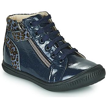 鞋子 女孩 高帮鞋 GBB RACHIDA 蓝色