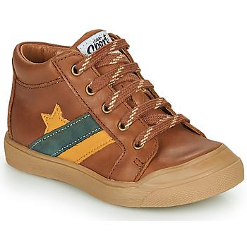 鞋子 男孩 高帮鞋 GBB LEON 棕色