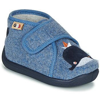 鞋子 儿童 拖鞋 GBB APOCHOU 蓝色