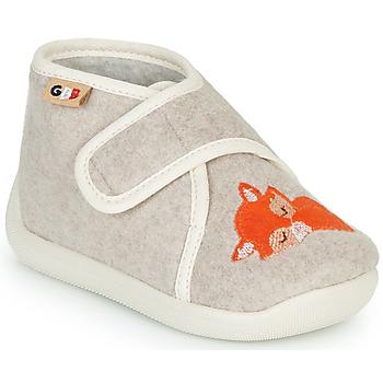 鞋子 儿童 拖鞋 GBB APOCHOU 米色