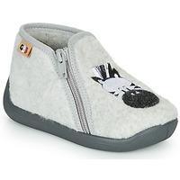 鞋子 女孩 拖鞋 GBB APOPOTAM 灰色