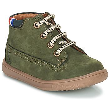 鞋子 男孩 高帮鞋 GBB JEANNOT 绿色