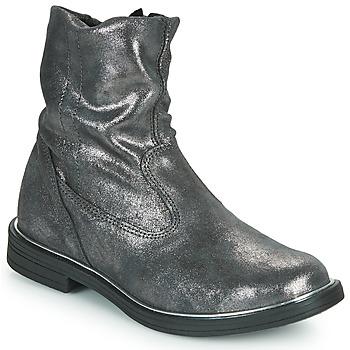 鞋子 女孩 短筒靴 GBB MICKY 灰色