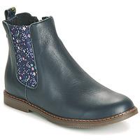 鞋子 女孩 短筒靴 GBB ARANA 蓝色