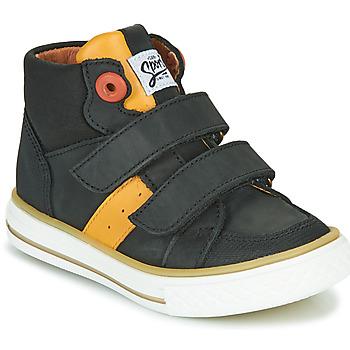 鞋子 男孩 高帮鞋 GBB KIMMY 黑色