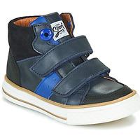 鞋子 男孩 高帮鞋 GBB KIMMY 蓝色