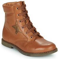 鞋子 女孩 高帮鞋 GBB JAMILA 棕色