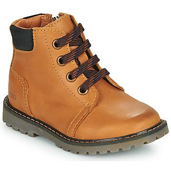 鞋子 男孩 高帮鞋 GBB CORRY 黄色