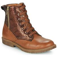 鞋子 女孩 高帮鞋 GBB ANASTY 棕色