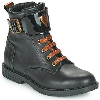 鞋子 女孩 高帮鞋 GBB DOZZY 黑色