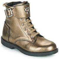 鞋子 女孩 高帮鞋 GBB DOZZY 金色