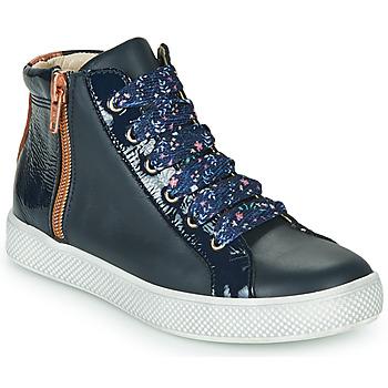 鞋子 女孩 高帮鞋 GBB FAVERY 蓝色