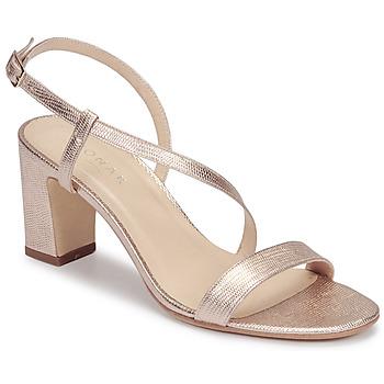 鞋子 女士 凉鞋 Jonak VANESA 金色