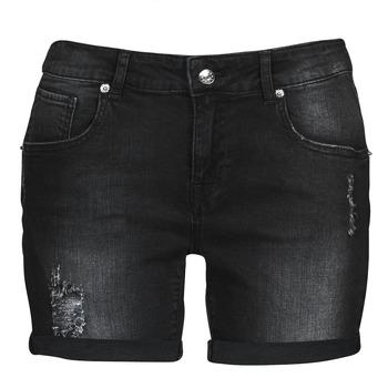 衣服 女士 短裤&百慕大短裤 Moony Mood ONANA 黑色