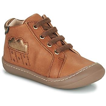 鞋子 女孩 高帮鞋 GBB APOLOGY 棕色