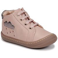 鞋子 女孩 高帮鞋 GBB APOLOGY 玫瑰色