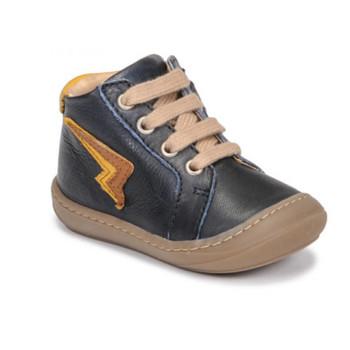 鞋子 男孩 高帮鞋 GBB APODAMI 蓝色