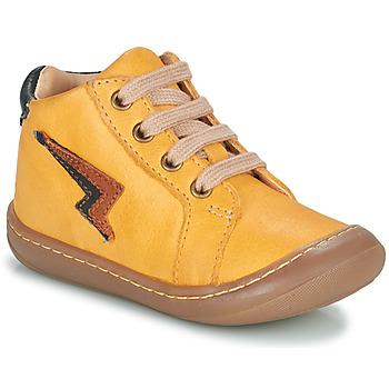 鞋子 男孩 高帮鞋 GBB APODAMI 黄色