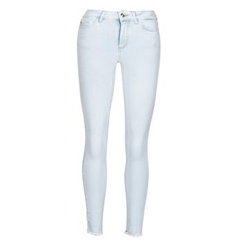 衣服 女士 紧身牛仔裤 Only ONLBLUSH 蓝色 / 米色