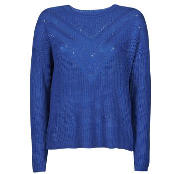 衣服 女士 羊毛衫 Only ONLTRIXIE 蓝色