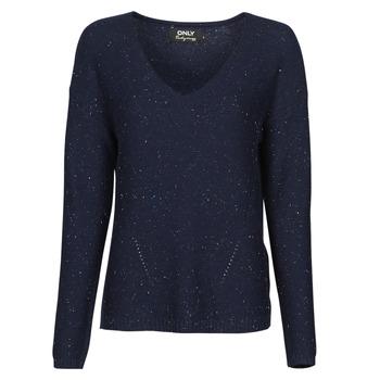 衣服 女士 羊毛衫 Only ONLJOLIE 海蓝色