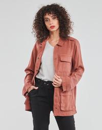 衣服 女士 外套/薄款西服 Only ONLKENYA 玫瑰色