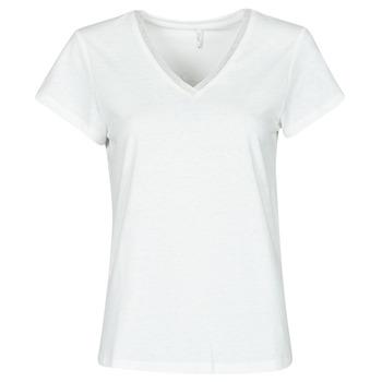 衣服 女士 女士上衣/罩衫 Only ONLZENNA 白色