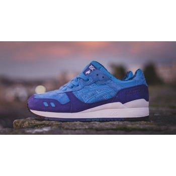 鞋子 球鞋基本款 Asics 亚瑟士 Gel Lyte 3 Solstice Mid Blue/Mid Blue