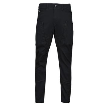 衣服 男士 工装裤 G-Star Raw ZIP PKT 3D SKINNY CARGO 黑色