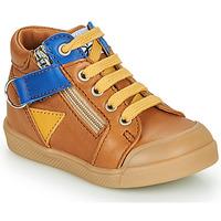 鞋子 男孩 高帮鞋 GBB TIMOTHE 棕色