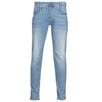 衣服 男士 牛仔铅笔裤 G-Star Raw D STAQ 5 PKT 蓝色
