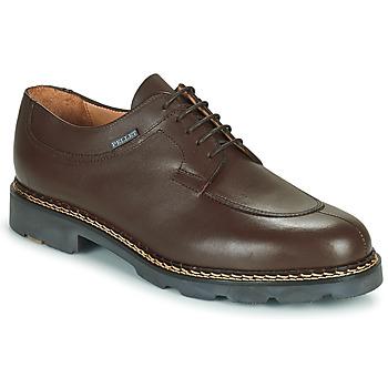 鞋子 男士 德比 & 系带短筒靴 Christian Pellet Montario 棕色