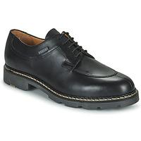 鞋子 男士 德比 Pellet Montario 黑色
