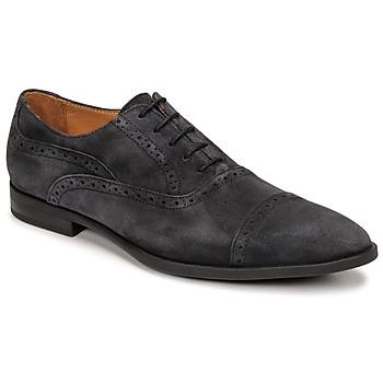 鞋子 男士 系带短筒靴 Pellet ALEX 蓝色